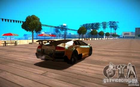 ENBSeries by Inno3D для GTA San Andreas третий скриншот