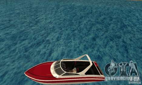 GTAIV Tropic для GTA San Andreas вид слева