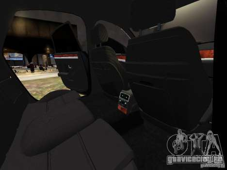 Audi A8L W12 для GTA 4