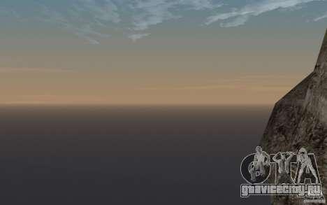 HD Water v4 Final для GTA San Andreas одинадцатый скриншот