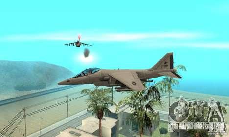 Воздушная Война для GTA San Andreas четвёртый скриншот