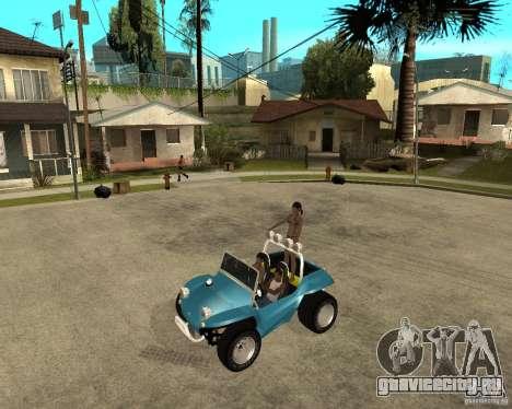 Volkswagen Dune Buggy для GTA San Andreas