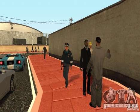Майор ДПС для GTA San Andreas второй скриншот