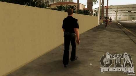 Новая одежда копов для GTA Vice City третий скриншот