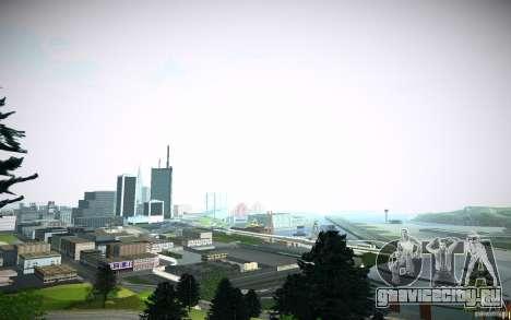 Timecyc для GTA San Andreas шестой скриншот