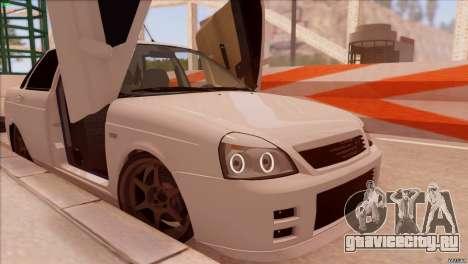 ВАЗ 2170 Sport для GTA San Andreas