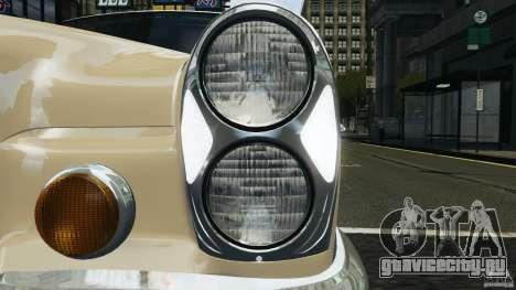 Mercedes-Benz 300Sel 1971 v1.0 для GTA 4