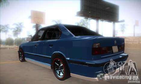 BMW M5 для GTA San Andreas
