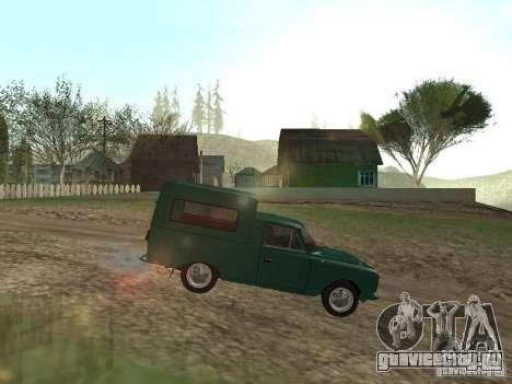 ИЖ 2715 для GTA San Andreas вид слева