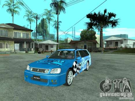 Nissan Stagea 25RS four S для GTA San Andreas