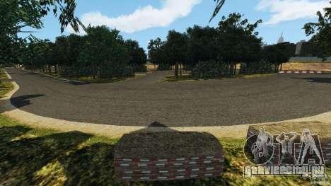 Bihoku Drift Track v1.0 для GTA 4 пятый скриншот