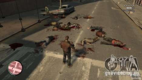 Contagium v1.2b для GTA 4 шестой скриншот