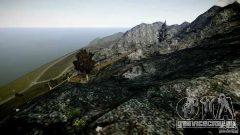 GhostPeakMountain для GTA 4 седьмой скриншот