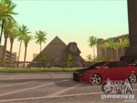 SGR ENB Settings для GTA San Andreas шестой скриншот