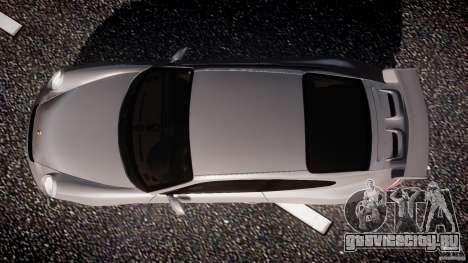 Porsche GT3 997 для GTA 4 вид сбоку