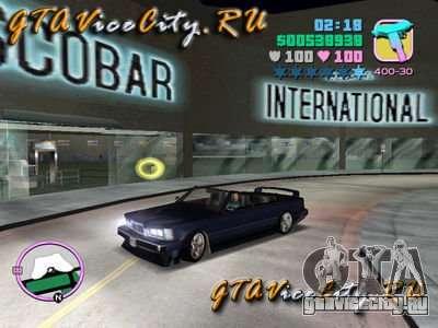 BMW M6 Cabrio для GTA Vice City