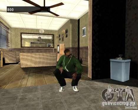 Скрытые интерьеры 3 для GTA San Andreas второй скриншот