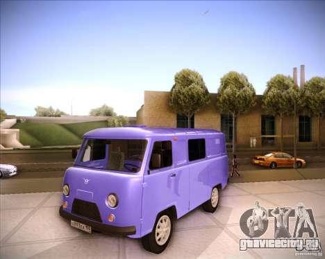 УАЗ 37419-210 для GTA San Andreas