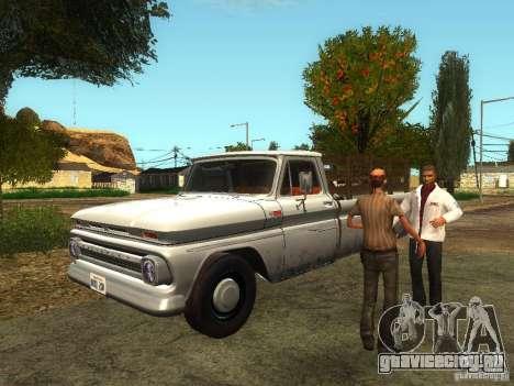 Оживление больницы в Форт Карсон для GTA San Andreas четвёртый скриншот