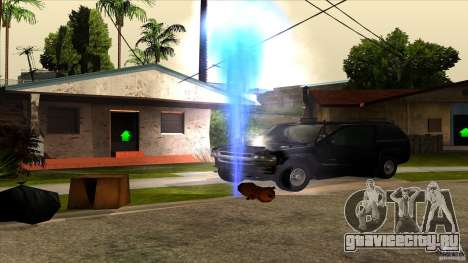 ENBSeries 0.75c для GTA San Andreas второй скриншот