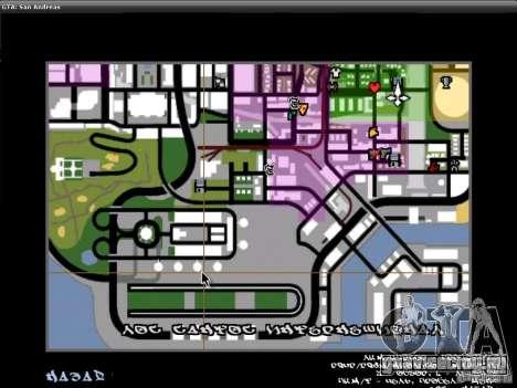 Шрифт из NFS MW V2 для GTA San Andreas шестой скриншот