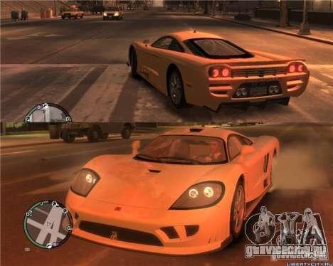 Saleen S7 TwinTurbo для GTA 4
