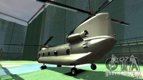 CH-47 для GTA 4 вид справа
