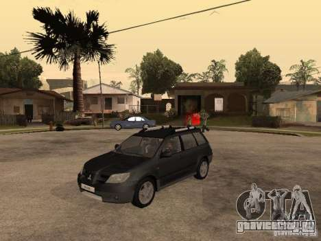 Mitsubishi Outlander 2003 для GTA San Andreas