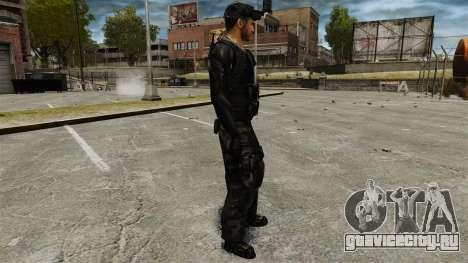 Сэм Фишер v2 для GTA 4 второй скриншот