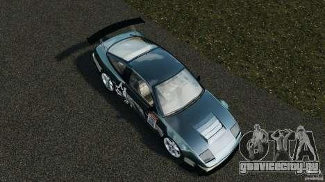 Nissan 240SX Time Attack для GTA 4 вид справа