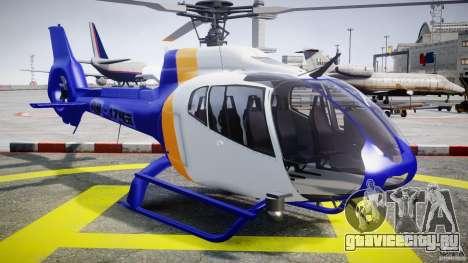 Eurocopter 130 B4 для GTA 4 вид сзади