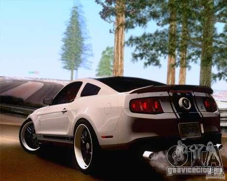 SA_NGGE ENBSeries для GTA San Andreas четвёртый скриншот