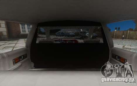 Chevrolet Caprice 1991 Police для GTA 4 колёса