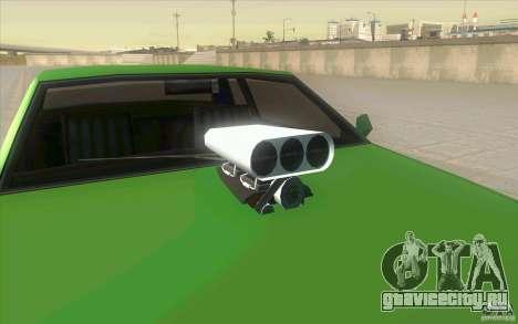 Mad Drivers New Tuning Parts для GTA San Andreas десятый скриншот