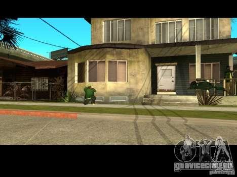 Great Theft Car V1.0 для GTA San Andreas второй скриншот