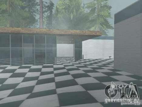 New Doherty для GTA San Andreas седьмой скриншот