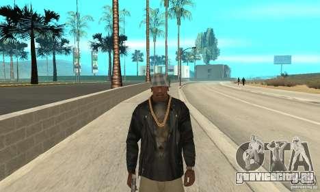 Westcoast skin для GTA San Andreas второй скриншот