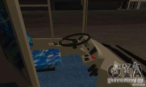 ElectroLAZ-12 для GTA San Andreas вид снизу