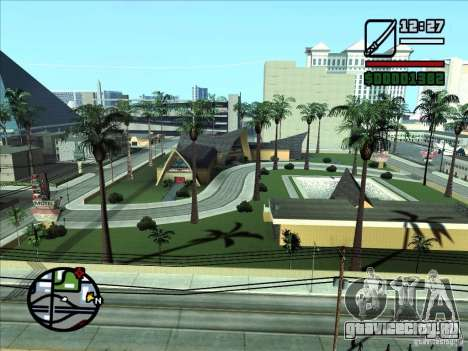 ENB NOV 2010 для GTA San Andreas третий скриншот