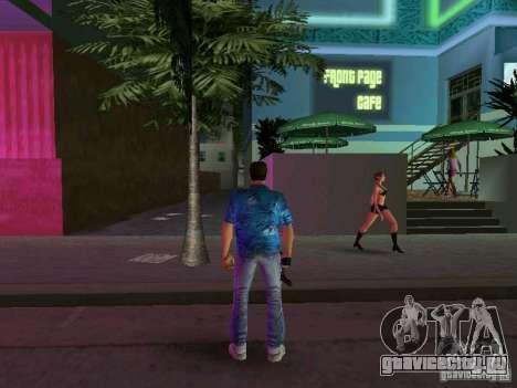 Томми Версетти BETA модель для GTA Vice City третий скриншот