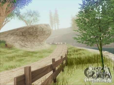 SA_Nvidia Beta для GTA San Andreas