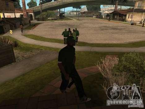 Возможность позвать Свита для GTA San Andreas второй скриншот