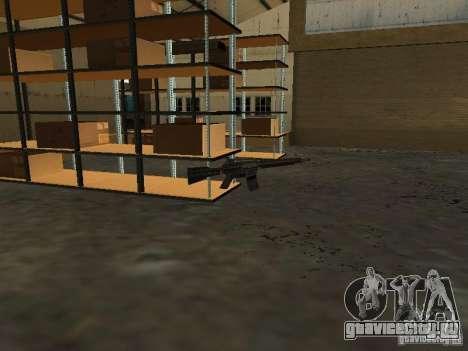 Оживление военной базы в доках для GTA San Andreas третий скриншот