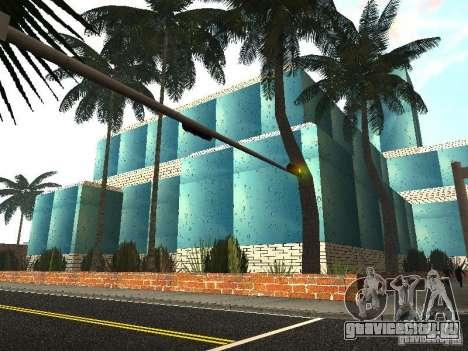 Обновлёный госпиталь Лос-Сантоса v.2.0 для GTA San Andreas шестой скриншот