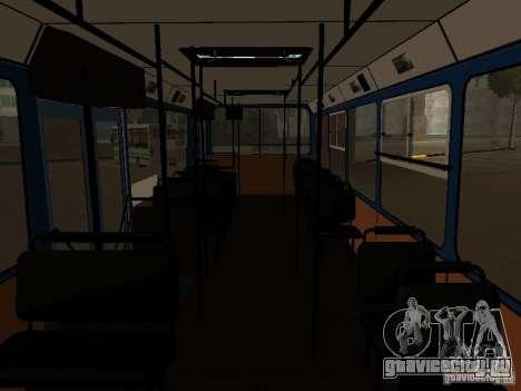 ЯАЗ 5267 для GTA San Andreas вид справа