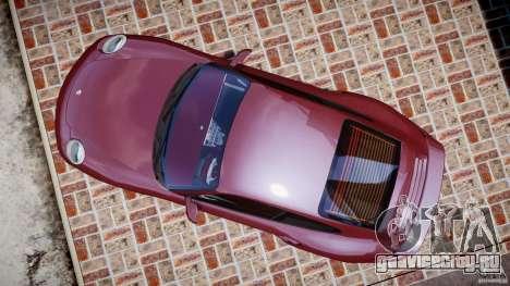 Porsche 911 (997) Turbo v1.1 [EPM] для GTA 4 вид справа