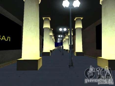 Greatland - Грэйтлэнд v 0.1 для GTA San Andreas четвёртый скриншот