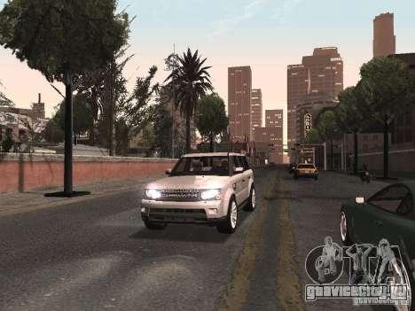 ENBSeries v 2.0 для GTA San Andreas
