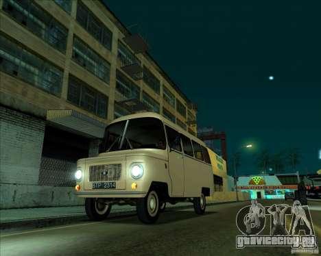 FSD Nysa 522 для GTA San Andreas