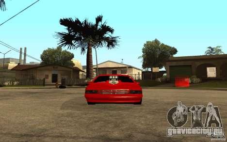 Chevrolet Impala 1995 для GTA San Andreas вид справа